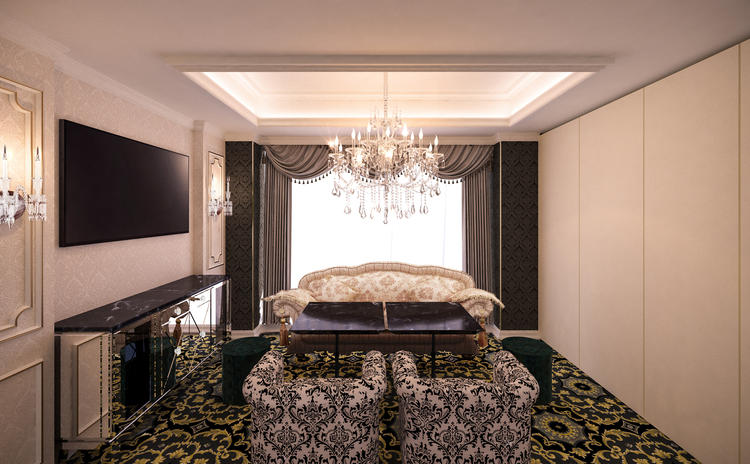 豪華な特別室