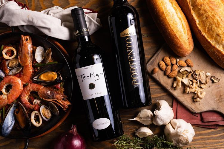 自社輸入スペインワイン