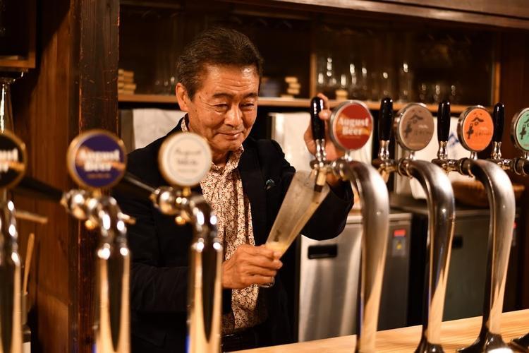 全8種のクラフトビールがウリ☆