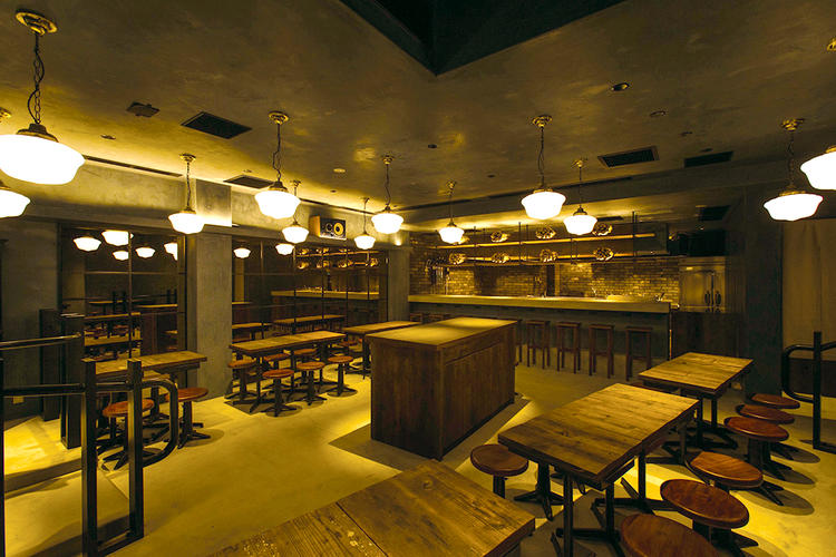 RODEO&Cafe Shibuya