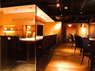 鉄板焼 円居-MADOy-大宮店