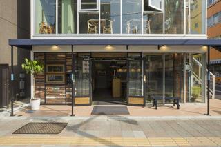[鷰 en]蔵前駅前