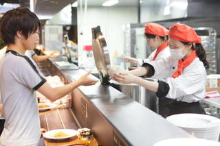 城西大学東京紀尾井町キャンパス学生食堂
