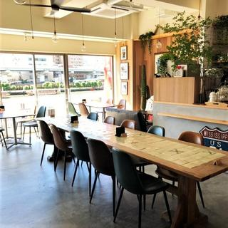 DOG DEPT CAFE 浅草 隅田川テラス店