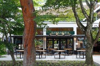 ベーカリー&レストラン沢村(SAWAMURA) 旧軽井沢