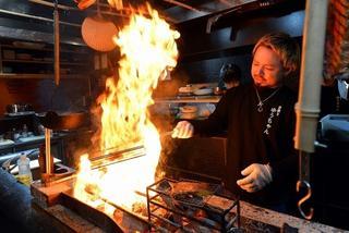 新鮮魚介と厳選肉の炭焼き ゆうちゃん