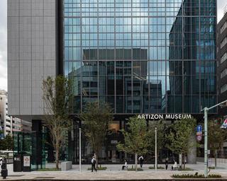 アーティゾン美術館内ミュージアムカフェ