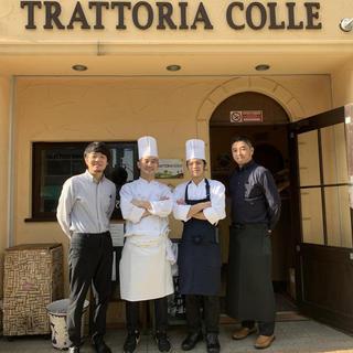 TRATTORIA COLLE (トラットリアコッレ)