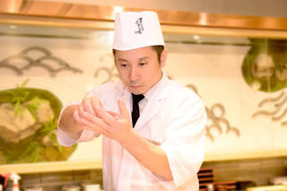 立飲み寿司 三浦三崎港 めぐみ水産 横浜ポルタ店