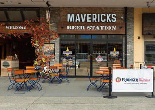MAVERICKS BEER STATION