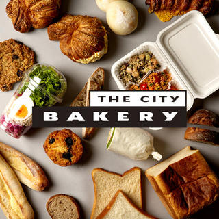 THE CITY BAKERY 天神
