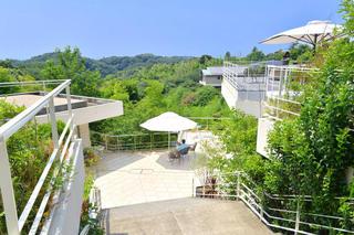 Le milieu 鎌倉山
