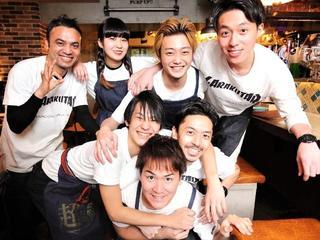 charcoal grill & bar GARAKUTA-YA  〜我楽多家〜  西新宿店