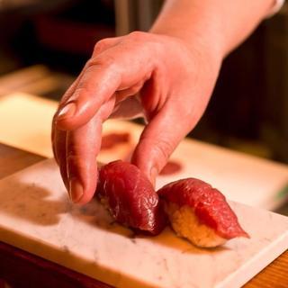 大井町 バル肉寿司