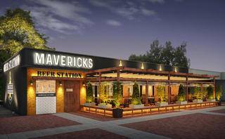 MAVERICKS BEER STATION 越谷市場店