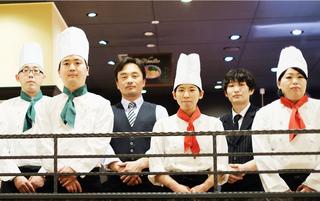 神戸クック・ワールドビュッフェ マイプラザ南富山店