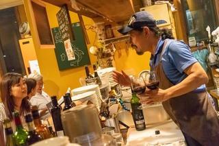 イタリア料理店 ダルバァッヴォ