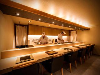 寿司と日本料理 銀座 一