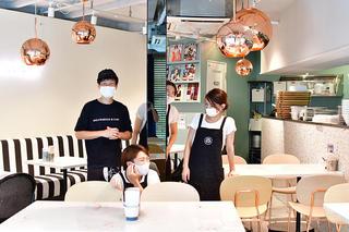 ミカサデコ&カフェ難波店