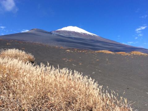 富士登山ルート御殿場口