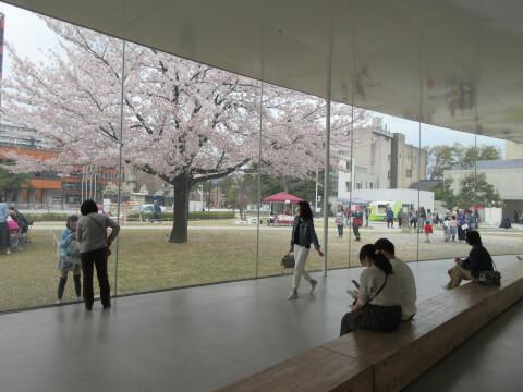 21世紀美術館 景色