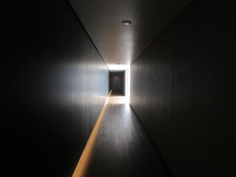 鈴木大拙館 廊下