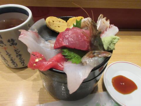 海鮮丼 ミニ