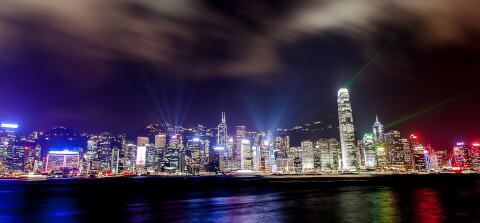 Hongkong_symphony of Lights