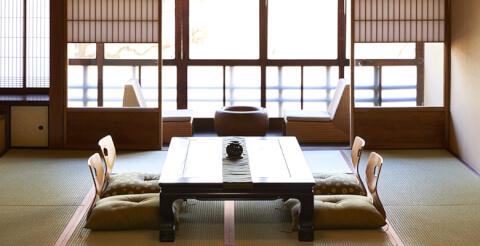 京都 旅館 宿泊 七十七 二条邸 客室