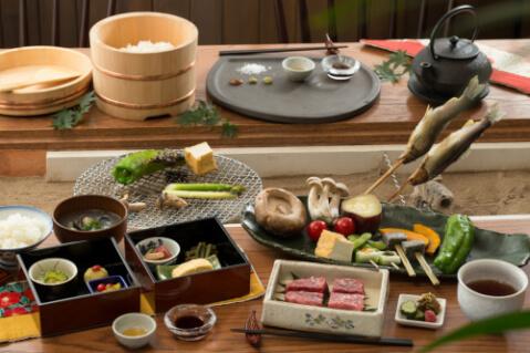 京都 旅館 宿泊 七十七 二条邸 お料理