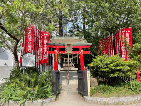 草分稲荷神社