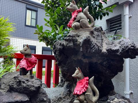 講式稲荷神社