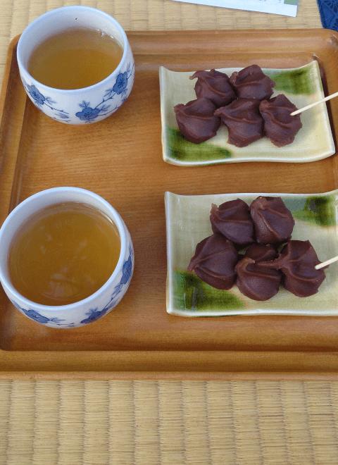 Ankoromochi
