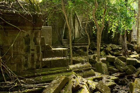 Bengmealea_Cambodia