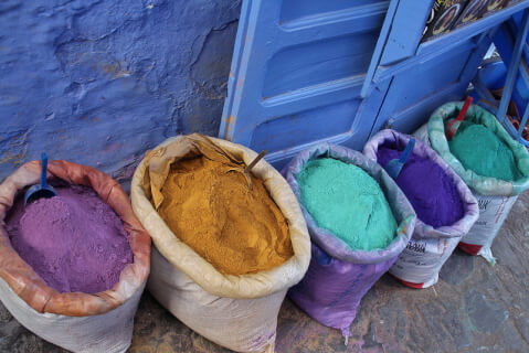 Chefchaouen-color