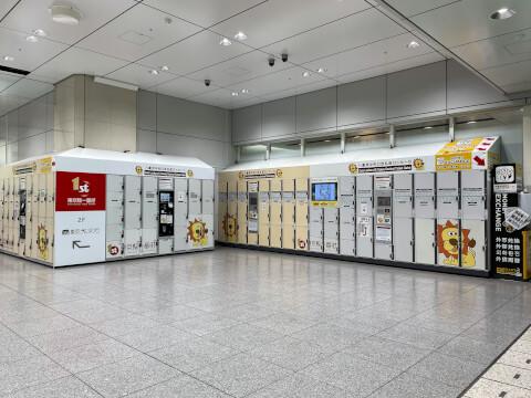 東京駅_コインロッカー
