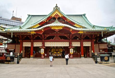 神田明神 関東 パワースポット