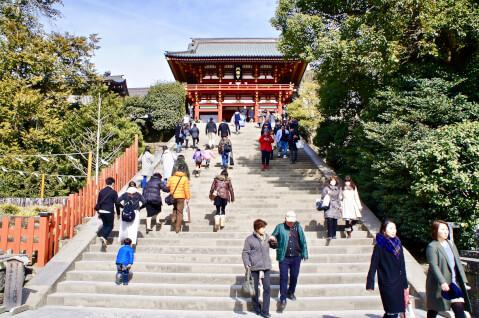 鶴岡八幡宮 関東 おすすめ パワースポット