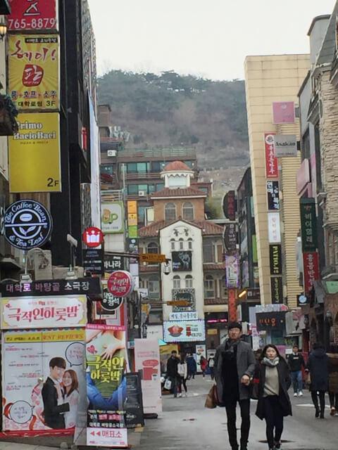 ソウル一の演劇と芸術の街!大小100以上の劇場が集まる文化の街!