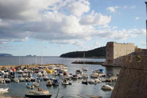 Dubrovnik_CityHorbor