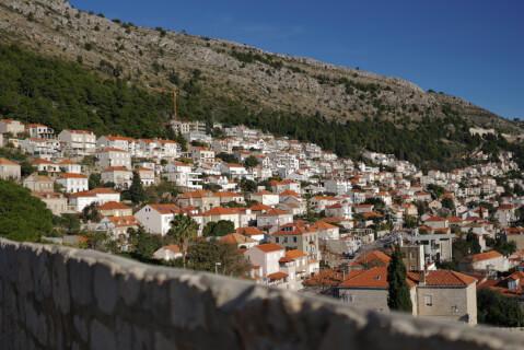 Dubrovnik_TownViewFromMincetaTower