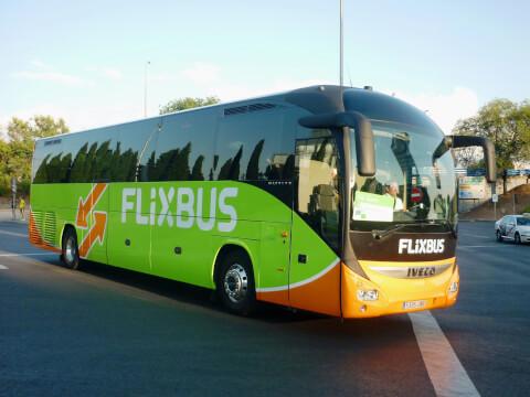 FlixBus-外観