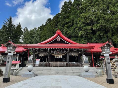 金蛇水神社_社殿