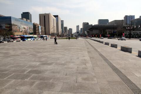 光化門広場前
