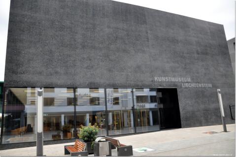 リヒテンシュタイン現代美術館-外観