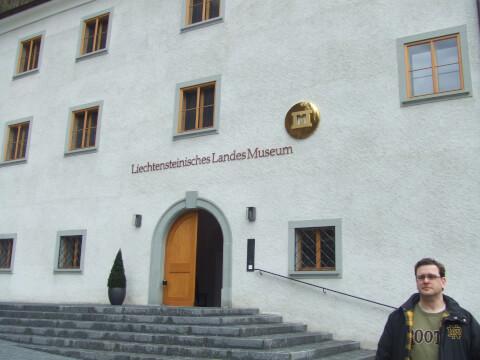 リヒテンシュタイン国立博物館-外観