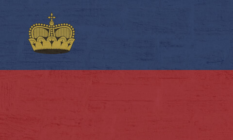 リヒテンシュタイン-国旗