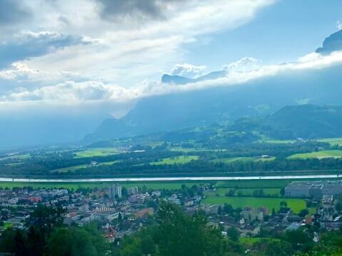 リヒテンシュタイン-街の景色