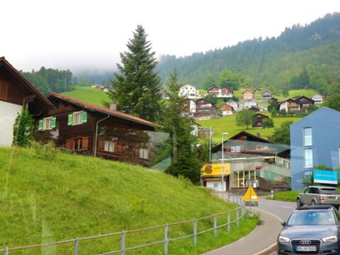 リヒテンシュタイン-山小屋