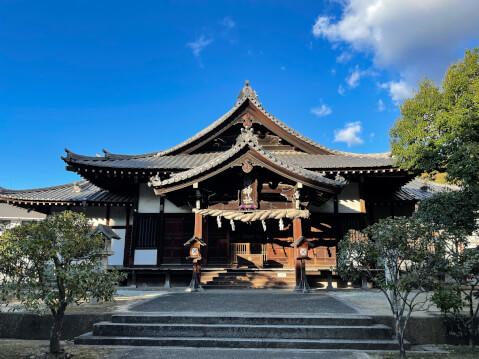湯神社 本殿